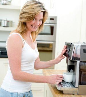 Современные кофе машинки