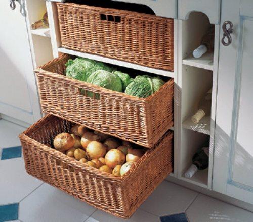 Хранение для овощей дома своими руками 6