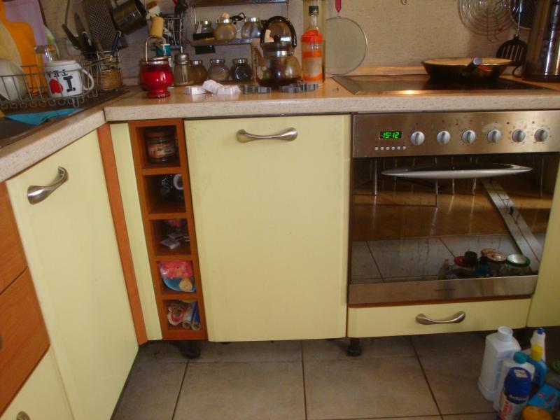 Установка встроенной кухни своими руками