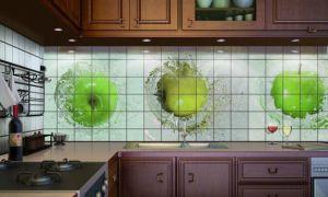 Как выбрать плитку для кухонного фартука? Идеи дизайна, фото красивых решений