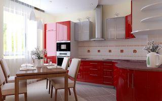 Как современно сделать дизайнерский ремонт кухни своими руками (380 фото)