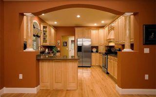 Арки на кухню: фото, разновидности, изготовление своими руками