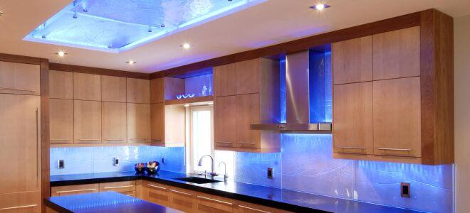 Освещение на кухне – как его организовать правильно?