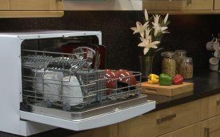 Компактная посудомоечная машина: плюсы и минусы, обзор лучших моделей