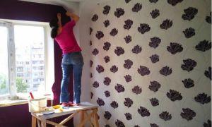 Как клеить обои в углах комнаты: инструкция и рекомендации