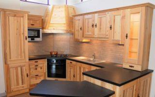 Как сделать кухонный гарнитур: чертеж и схема своими руками
