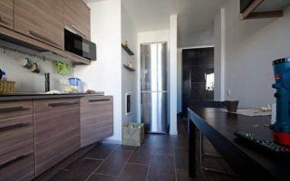 Ход ремонта и дизайн кухни 10 кв.м в новостройке