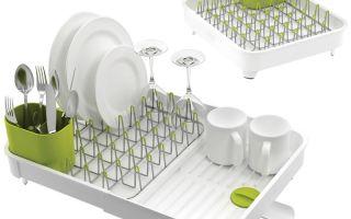 Сушилка для посуды – незаменимая вещь на кухне