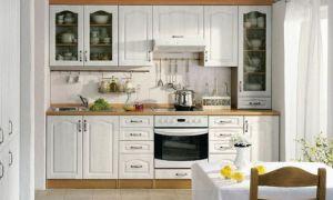 Дизайн кухни 7 кв.м. с холодильником и без него. Фото