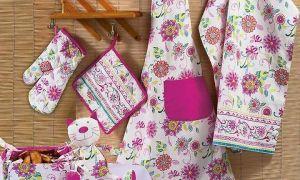 Шьём прихватки своими руками из ткани с выкройками