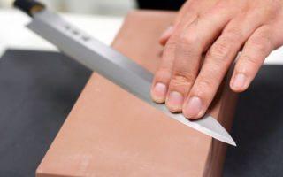 Как правильно и быстро наточить нож в домашних условиях