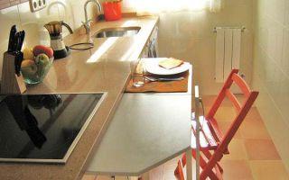 40 идей современного дизайна маленькой кухни