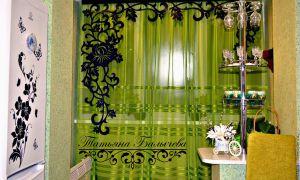 Ажурные ламбрекены: фото интересных работ и изготовление своими руками