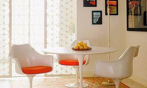 Столы и стулья для кухни: как правильно выбрать, дизайнерские идеи, фото обеденных гарнитуров