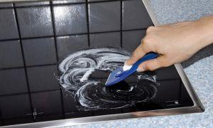 Как очистить керамическую плиту: лучшие средства, борьба с налетом народными средствами