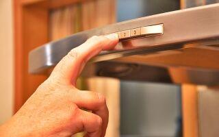 Зачем нужна вытяжка на кухне над плитой?