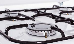 Как почистить решетку газовой плиты от жира и нагара – 5 способов в домашних условиях