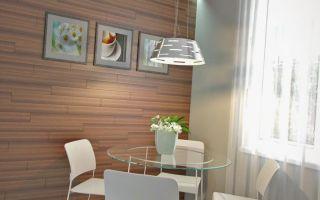 Чем отделать стены на кухне: варианты декоративных материалов