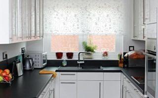 Ремонт кухни 6 кв м с фотографиями