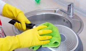 Как очистить сковородку от нагара снаружи: лучшие способы, нюансы очистки разных металлов