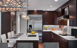 Оформление кухни: оригинальные идеи интерьера, декор своими руками