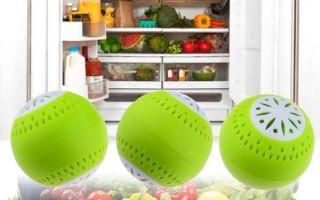 Поглотитель запаха для холодильника – какой выбрать и можно ли сделать своими руками