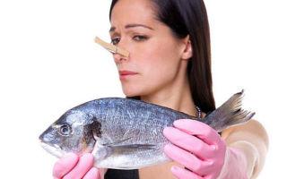 Как убрать запах рыбы из холодильника – маленькие хитрости