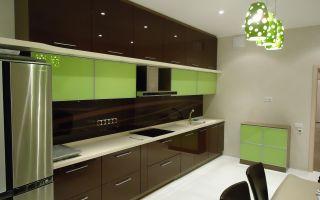 Кухни с крашеными фасадами: достоинства и недостатки, какую краску выбрать