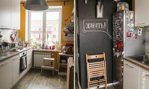 Современный дизайн кухни на 7 кв.м