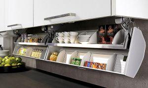 Фурнитура для кухни: секреты и законы выбора