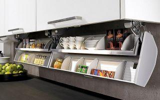 Фурнитура для кухни: секреты выбора