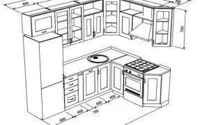Проект кухни: делаем уютный уголок своими руками