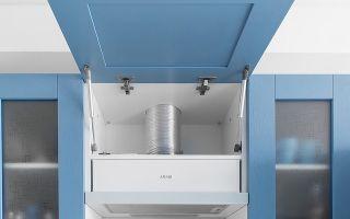 Как снять вытяжку на кухне для чистки и ремонта?
