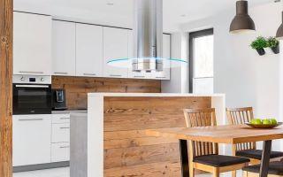 Вытяжки в интерьере кухни: простые советы для правильного выбора