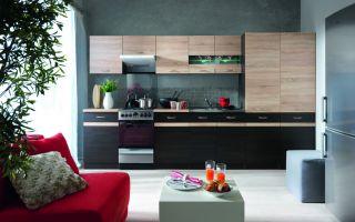 Мебель на кухне: фото, дизайн, как выбрать, популярные ошибки