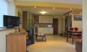 Дизайн угловой кухни 15 кв.м в квартире-студии