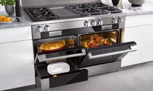 Встроенная техника для кухни: размеры, плюсы и минусы, как выбрать