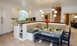 Кухня студия: дизайн и планировки интерьера
