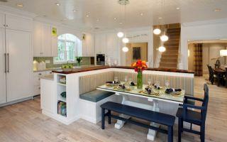 Кухня-студия: дизайн и планировки интерьера