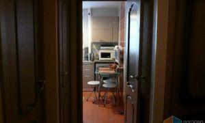 Простота и функциональность кухни на 4,8 кв.м