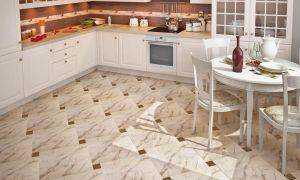 Кафель на кухню — дизайн, фото в интерьере, нестандартные решения, выбор материала