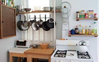 Как навести порядок на кухне в шкафах: правила уборки, хранение вещей
