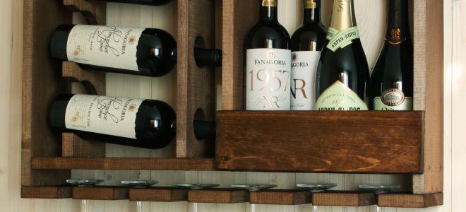 Стеллаж для вина: преимущества, правила выбора и установки