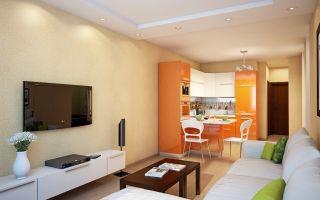 Кухня гостиная 16 м кв: дизайн, фото, лучшие идеи, способы зонирования