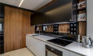 Фартук для кухни из МДФ панелей: монтаж своими руками