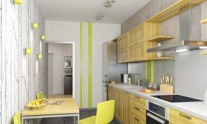 Дизайн кухни 8 кв м с фото