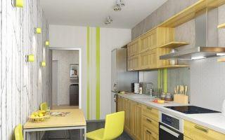 Дизайн кухни 8 кв м с фото — новинки 2017