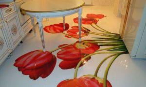Как правильно выбрать линолеум для кухни: советы экспертов
