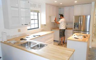 Сборка кухни своими руками: подробная инструкция