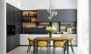 Кухня 12 кв. метров: идеи интерьеров для кухни с фото